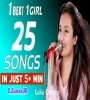 1 Beat 25 Songs Cover Mushup KuHu Gracia